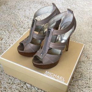 Michael Kors Berkley Platform Sandal